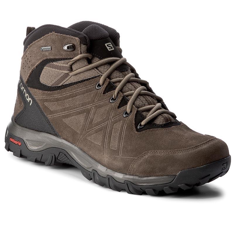 pánská treková obuv Salomon Evasion 2 MID LTR GTX 9b4bafef2f